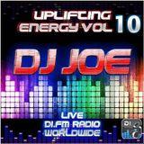 DJ Joe - Uplifting Energy Vol 10 (DI.FM Radio)