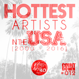 The Hits Hot 40 The No1 Countdown - Hottest Artists in the USA
