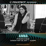 ANNA - Movement 2017 Detroit - May 2017
