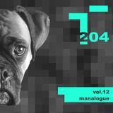 Manalogue's Shake It Up mix for T_204