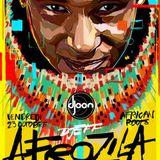 Djeff Afrozila @ Djoon (23/10/2015)