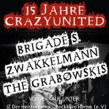 """Kellerpunk zum """"15 Jahre Crazy United""""-Festival"""