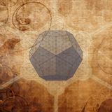 ObsidiaN's Platonic Solids 002 - Dodecahedron Mix