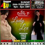 bless family here is the show  an interview with lady lex