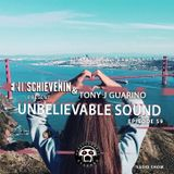 "UNBELIEVABLE RECORDS PODCAST 59 mixed by ""SCHIEVENIN ERIK"" & ""TONY J GUARINO"""