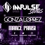Impulse Sounds #05 Special Guest: Marce Parisi