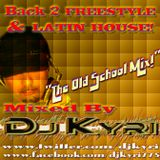 FreeStyle and Latin House Mix March 2011