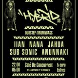 Jahua - HYBRID XS 6-1-2012 PROMOMIX