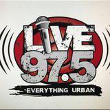 Dj Cheese Live 97.5 (R&B Set)