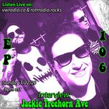 Cowboy's Juke Joint Show Interview Jackie Treehorn Ave Episode 106
