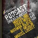 Art Style: Techno   Podcast #259  [Part 5] : Marcel Locust