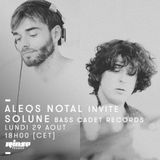 Aleqs Notal Invite Solune (Bass Cadet Records) - 29 Aout 2016