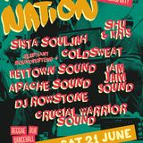 Jam Jam Sound @ Rasta Nation #48 day 2 (June 2014) part 6/12