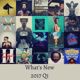 What's New? 2017 Q1