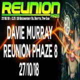 DAVIE MURRAY LIVE AT REUNION PHAZE 8 @ CJ'S ROSYTH 27/10/18