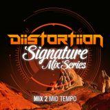 DiiSTORTiiON Signature Mix Series - Mid Tempo [March 2015]