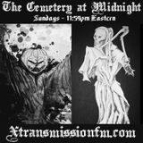 The Cemetery at Midnight - Oct. 14th 2018