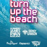 The Partysquad @ Radio 538 Turn Up The Beach, Netherlands 2014-07-12