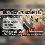 Transmisiones Insomnia.fm - 04-10-17 - Dance Shadow