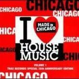 3.25.2012 Underground Dance Show By Derrick Thompson @ WHPK 88.5 FM Chicago