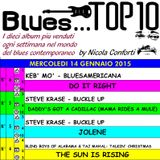 BLUES TOP 10 (Cluster 3) - Mercoledi 14 Gennaio 2015