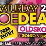 Gonzo & callyboi on the mic - live from sat night @ the Cairn