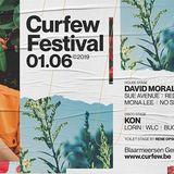 David Morales LIVE from Curfew Festival pt 1