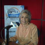 Reportaje auditivo de la poetisa carmelita Madelina Pérez López