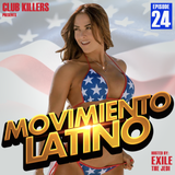 Movimiento Latino #24 - DJ EGO (Reggaeton Power Mix)