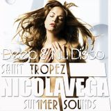 Nicola Vega Live @ Le Girelier Saint-Tropez Sat August 3rd 2013