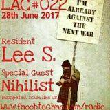 Lee S. - LAC#022 (Fnoob Techno Radio)