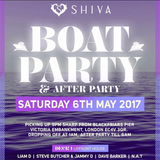 Shiva Boat Party Promo