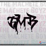The Machete Boyz - GutShot MIX CD