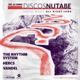 The Rhythm System @ Discos Nutabe Night at Calle 9+1