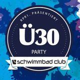 Ü30 90er/2000er Special Liveset 1/5 - Dezember 2015 - Schwimmbad Club Heidelberg (BlueFish)