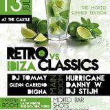 dj Tommy @ The Castle - Retro Vs Ibiza Classics 13-07-2013