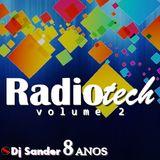 #162 RADIOTECH Volume 2 By Dj Sander | Sanderson