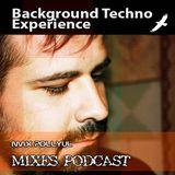 Max Pollyul@Background Techno Experience Podcast 119