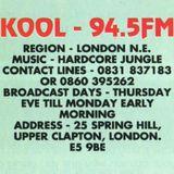 DJ Papa Gee, MC Shabba D, Shockin B & Piper, Kool FM, 20th March 1999