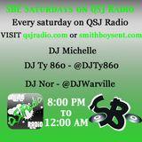 SBE Saturdays on QSJ Radio - 4th Show - 4/19/14