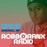 DANCEHALL 360 SHOW - (05/02/15) ROBBO RANX