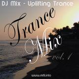 Uplifting Trance Mix - Vol.1