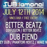 SUB:lemonal DJ Set [LIVE MIX] - 12/07/14