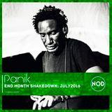 #EndMonthShakedown Mix by Dj Panik