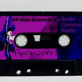Afrikan Sciences April Snow Edition