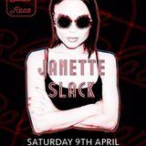 Janette Slack Bass Music set in Manchester on 96.9fm (The Linda B Show)