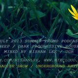 UGR #004 July 2013 Promo Podcast (Paradise Show)