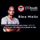 My Radio 89,6 Pres. 'REboot Sessions': Alex Melis In The Mix 19.01.17