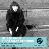 Millie From Piccadilly Records 17th April 2017