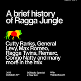 The one where i played a History of Ragga Jungle with special guest George Palladev from 12edit.com